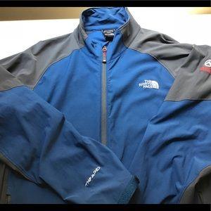 North Face XXL Summit Series Zipper Jacket